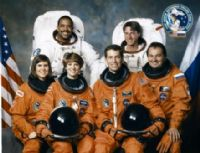 STS-63 Official NASA Crew Portrait